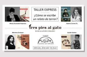 Taller Express Relatos de Terror